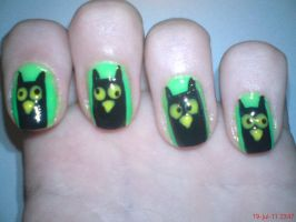 Guarana Nail Design by AnyRainbow