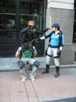 re cosplay by Chris--Redfield