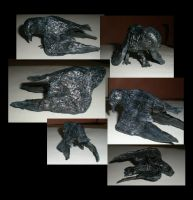 Creat Sculpture by CreatTheCrow