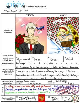 APH Marriage Registration Meme by number492