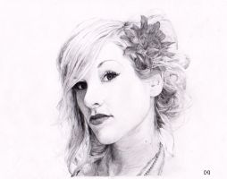 Sarah Blackwood by DeadIrishMan