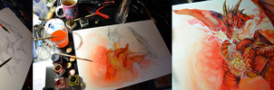 Smaug wips by Isvoc