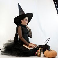 witch 5 by magikstock