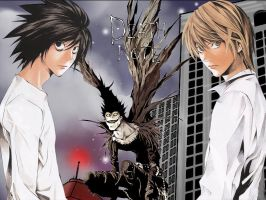 Death Note by Xevo31X