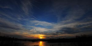 Marcal lake panorama by Seth890603