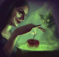 The Poison Apple by Reanimation911