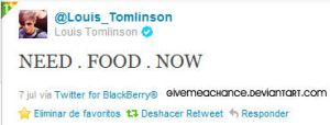 7-Favorite one direction tweet by givemeachance