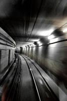 Racing the Tunnel by basseca