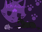 The Pitch Black Idiot by WolfFoxDogHybrid1213