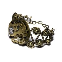 Steampunk Russian Bracelet 1 by CatherinetteRings
