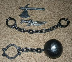 weapons and stuff by Gothicmamas-stock