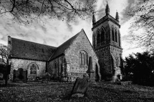 St Mary Church by CharmingPhotography