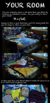 TMNT-Raph-fan's Room Meme 2013 by TMNT-Raph-fan