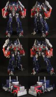 Custom DOTM Optimus Prime by Solrac333