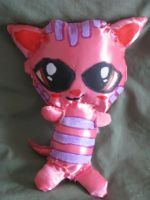 Cute Pink Kitten by All-shall-fade