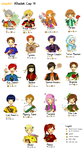 Neopets: Altador Cup VI by lolliep0ps