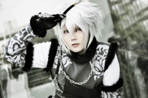Nier RepliCant 2 by Inushio