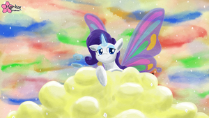 Rarity in the Sky with Diamonds by CloudDG