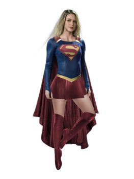 Supergirl - DCTVU by cthebeast123
