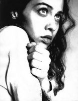 Fiona Apple by justinsdrawings