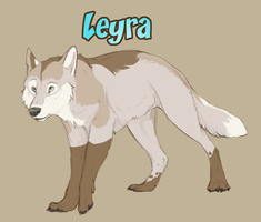 Leyra by DawnFrost