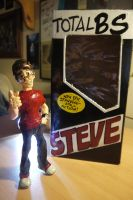 tBS Steve nonACTION FIGURE by Talon999