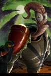 Jim The Earthworm by CarlosDattoliArt