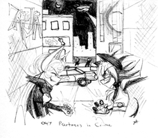 047 - Partners in Crime by blood-eye