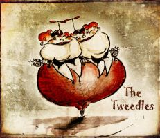The Tweedles by LadyLotte