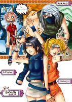 naruto chara come girls? by GhoulSoul