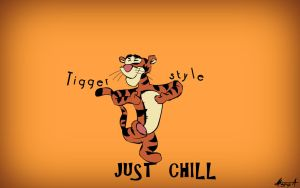 Tigger style by andreim