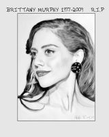 R.I.P Brittany Murphy by hildemrt