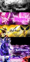 Banners Endless Mu by Darkans