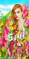 Holland Roden and Dylan O'Brien by by-Oblomskaya