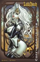 Lady Death Zodiac Leo by ToolKitten
