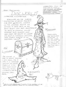 The Discworld Files - 03 by Inkthinker