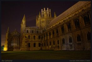 Ely Cathedral by bulloney