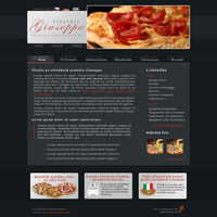Guiseppe pizzeria by ren-g