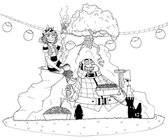 One Piece Collab by s0s2