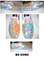 Octo Foo Shoe by bsguru