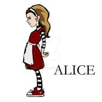 Evil Alice Proof of Concept by hglucky13