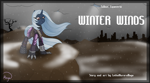 Winter Winds - Cover by LethalAuroraMage