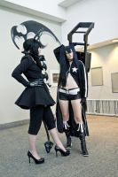 BRS- Quite the Pair by FeelinPeachyKeen