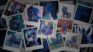 Photos of Princess Luna by ink98765