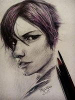 Fetch Walker - inFamous: First Light by Musiriam