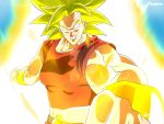 She BROLY by Surgeon-Art