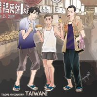 Sherlock in my country-Taiwan by hayamiyuu