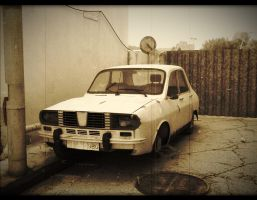 Dacia 1301 - Old scene by AlexCom