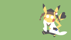 Pikachu PhD by DashingHero