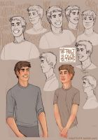 Tfios Sketches by may12324